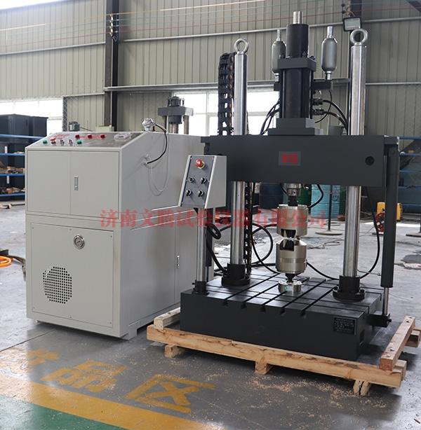 北京微机控制电液伺服疲劳试验机